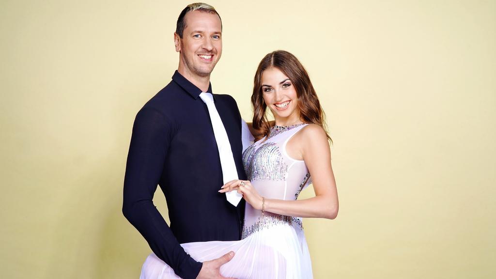 "Pascal Hens tanzt mit Ekaterina Leonova bei ""Let's Dance"" 2019."
