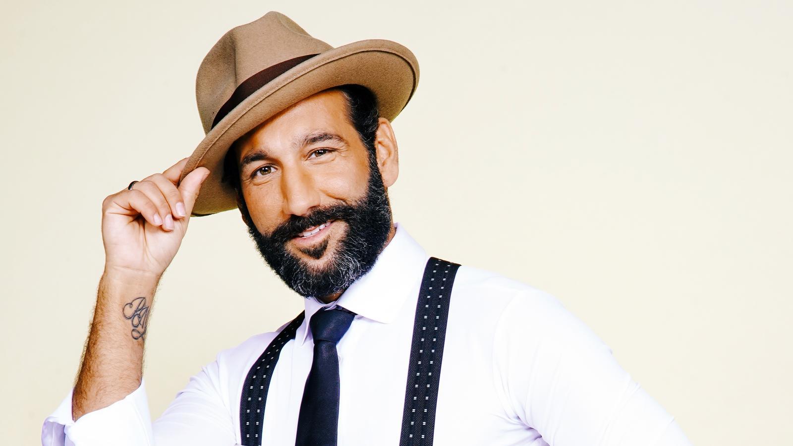 """Massimo Sinató will es 2020 bei """"Let's Dance"""" wieder wissen."""