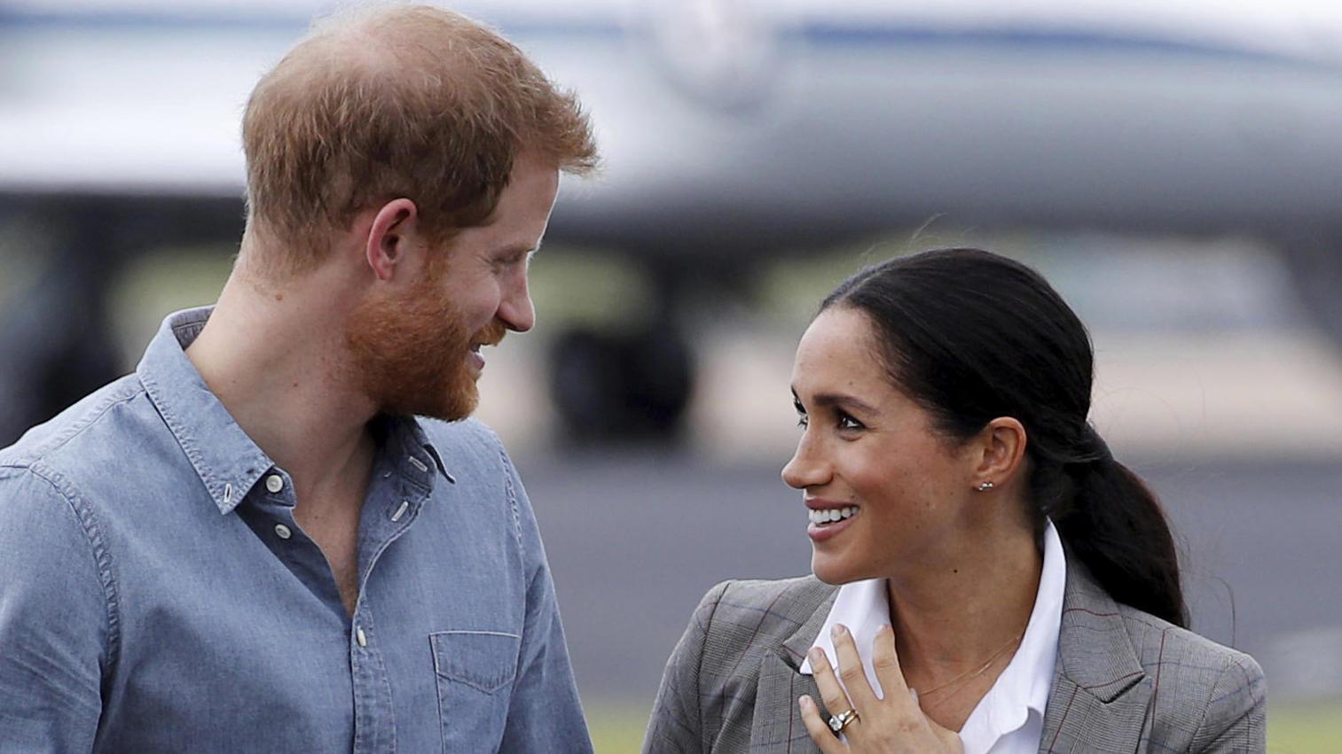Premiere für zwei Royals: Prinz Harry und Meghan haben ihren eigenen Instagram-Account