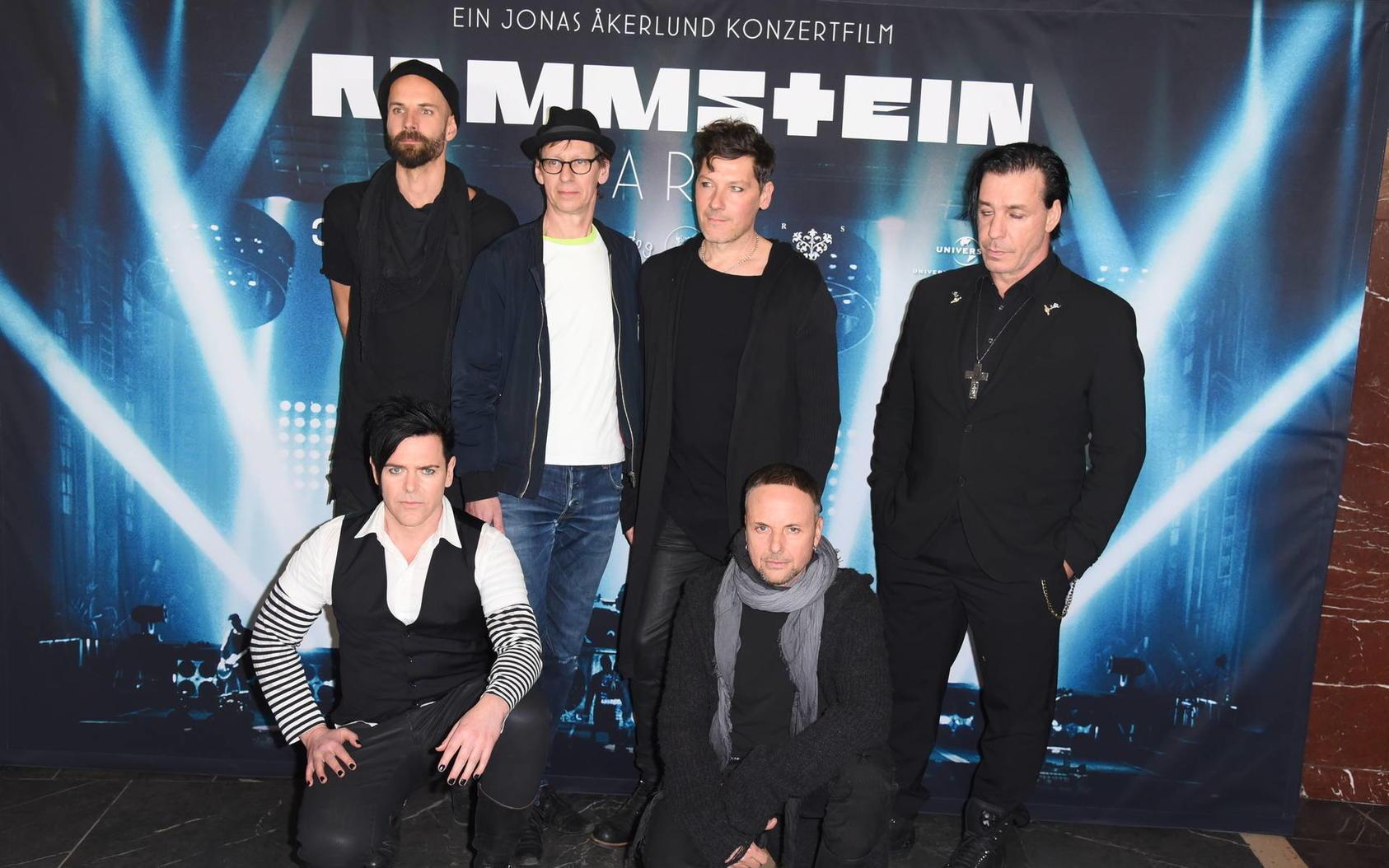 Till Lindemann und Co. wissen ihre Fans bei Laune zu halten