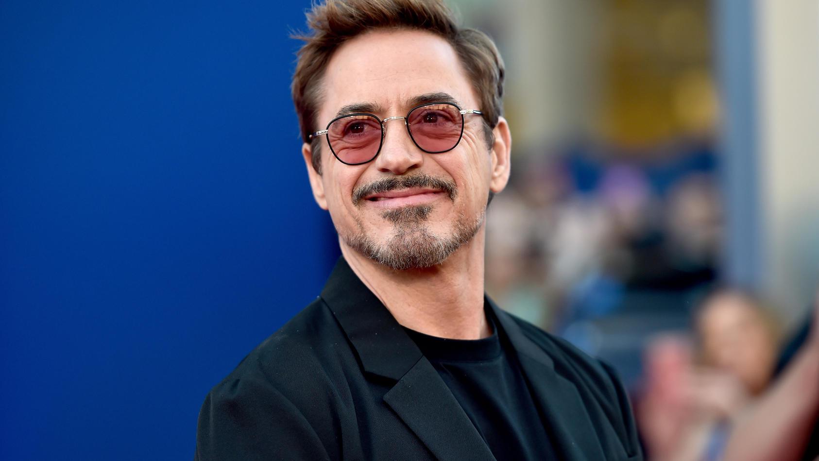 Bei Robert Downey Jr. hört die Kasse gerade nicht mehr auf zu klingeln