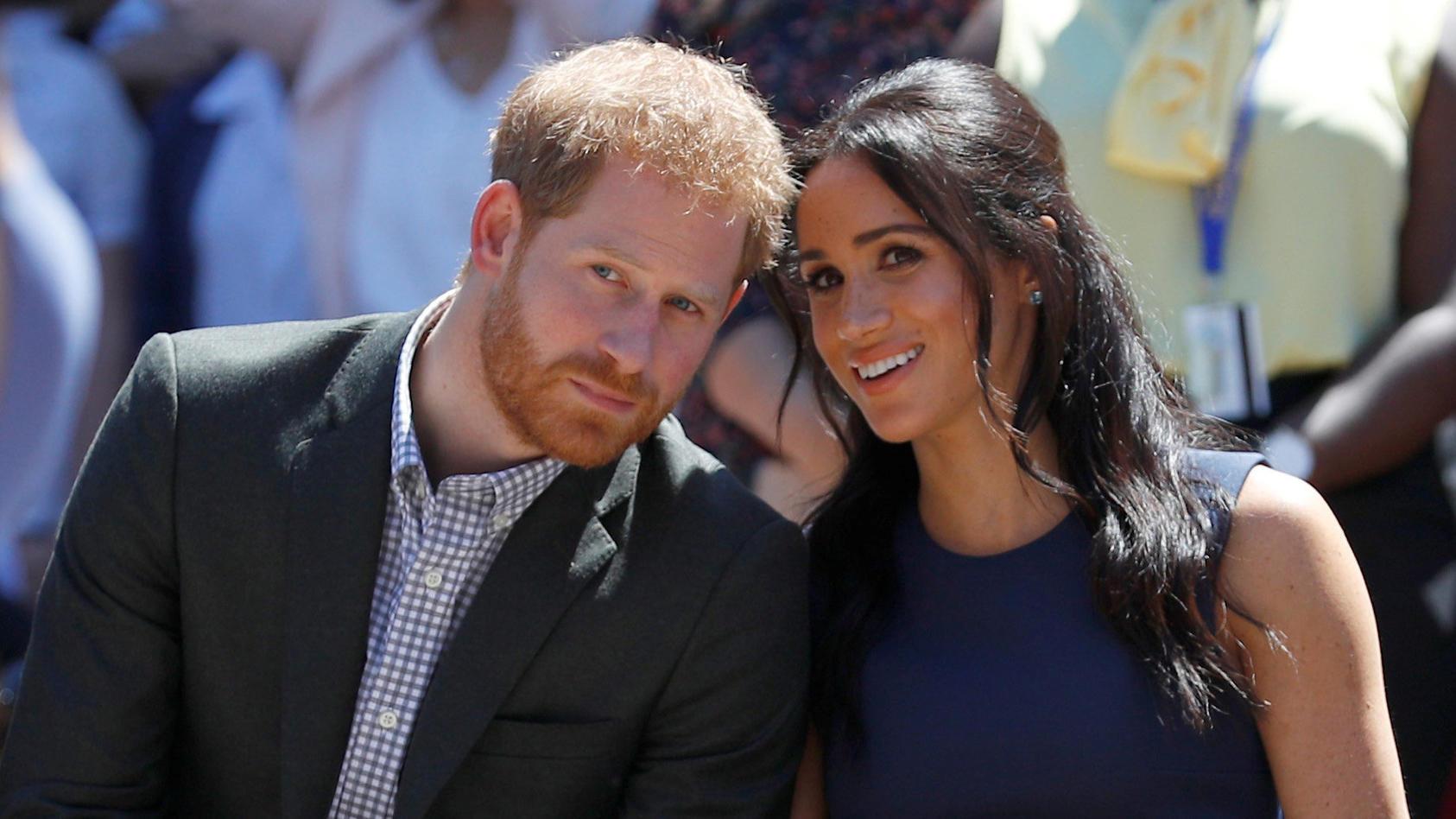 Der Name von Prinz Harrys und Herzogin Meghans Tochter sorgt weiter für Wirbel