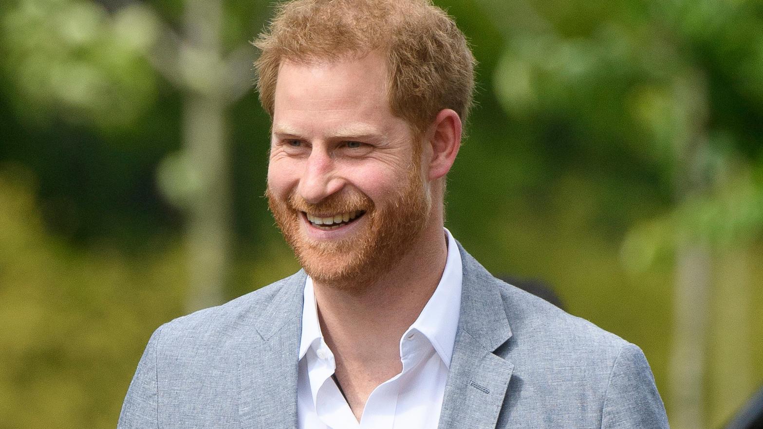 Prinz Harry feiert fernab seiner königlichen Familie Geburtstag.