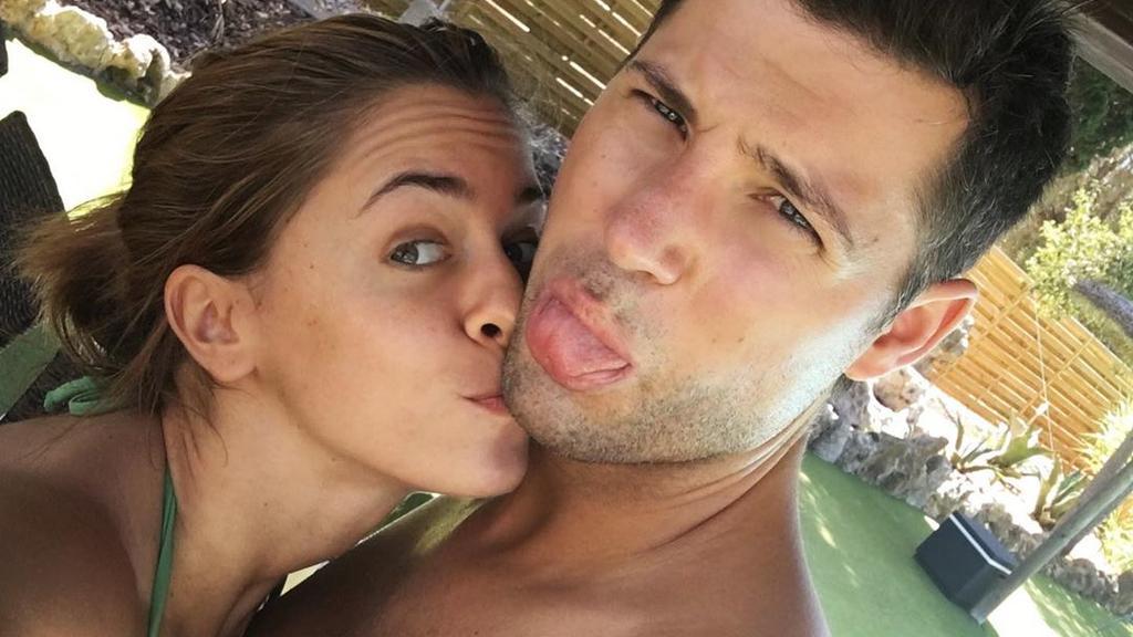 Vanessa Mai und Andreas Ferber sind seit Juni 2017 verheiratet.
