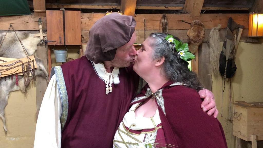Hochzeit bei Bauer Norbert und seiner Petra