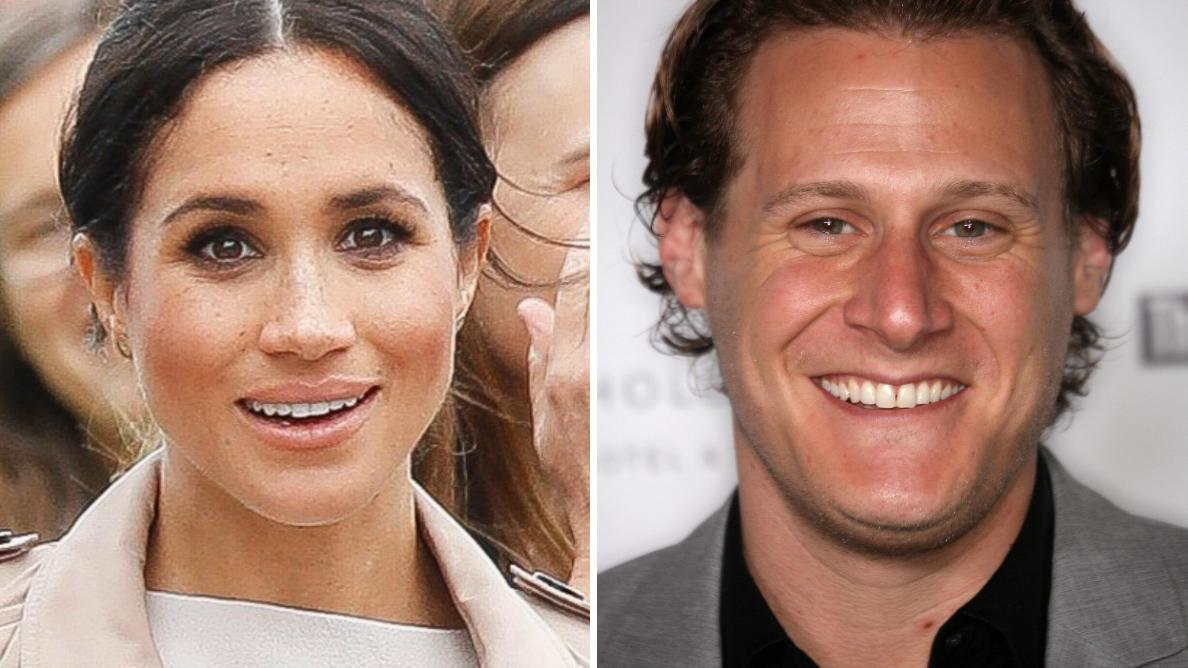 Herzogin Meghan und Trevor Engelson sind nicht im Guten auseinandergegangen.