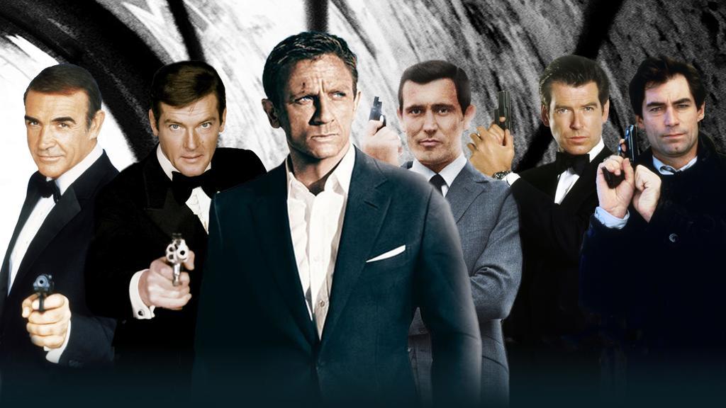 James Bond auf TVNOW