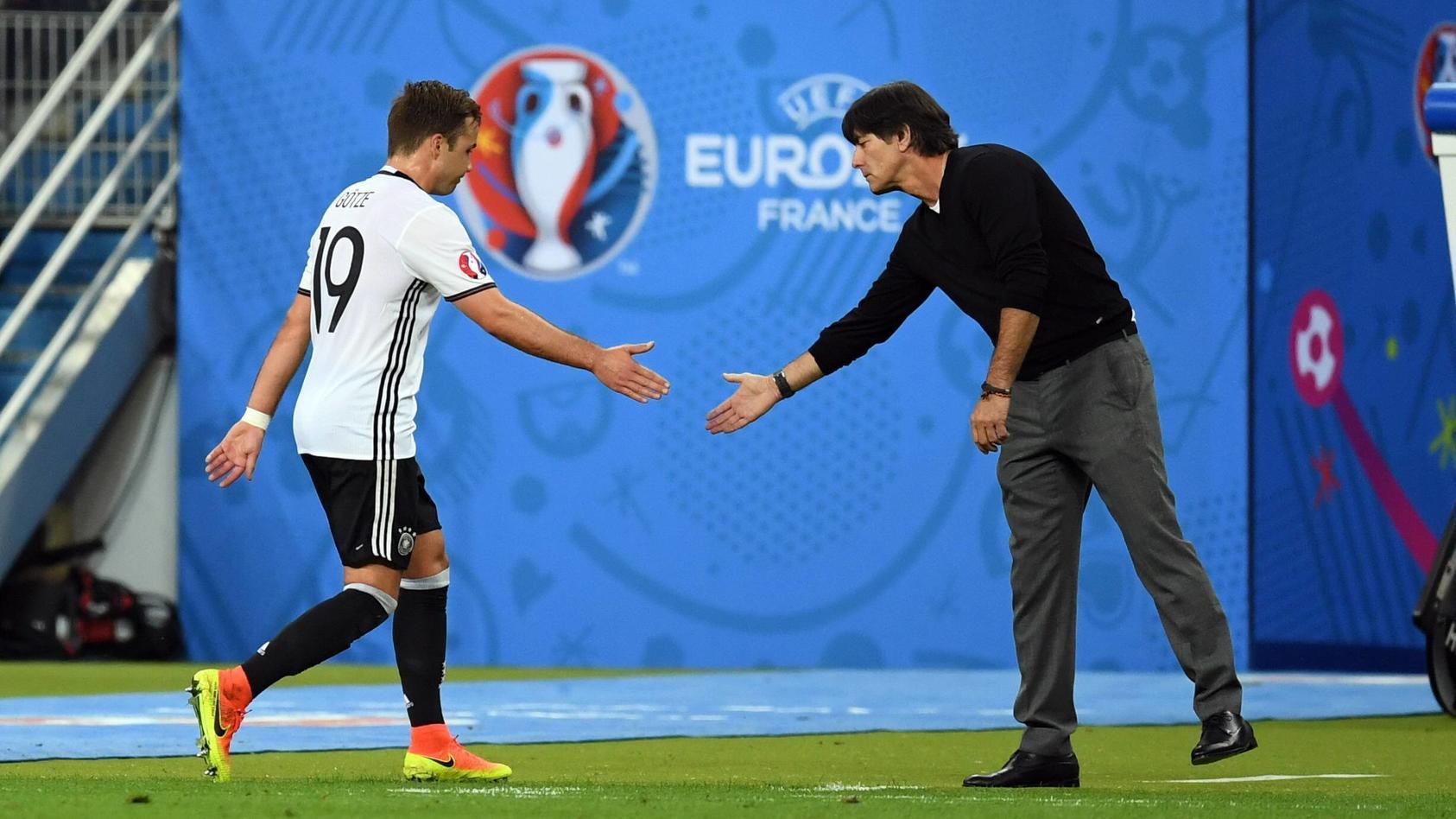 Mario Götze hat seit 2017 kein Länderspiel mehr gemacht