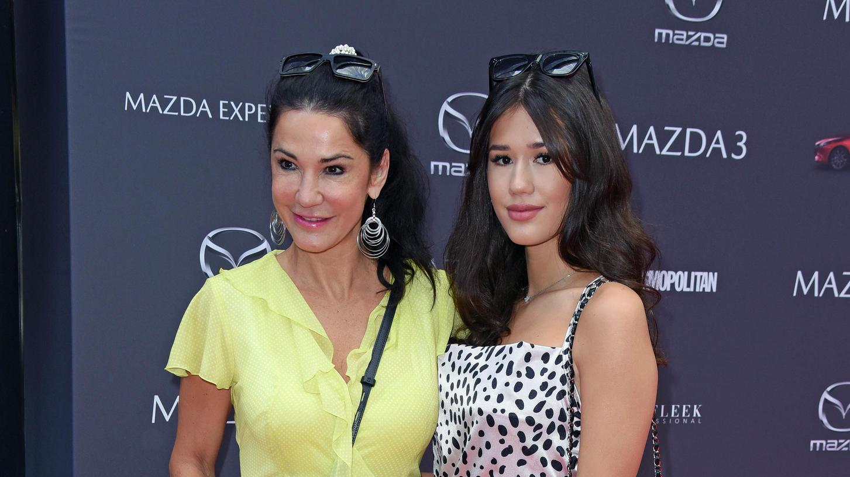 Mariella Ahrens und ihre Tochter Isabella Maria Faber-Castell sehen sich ganz schön ähnlich.