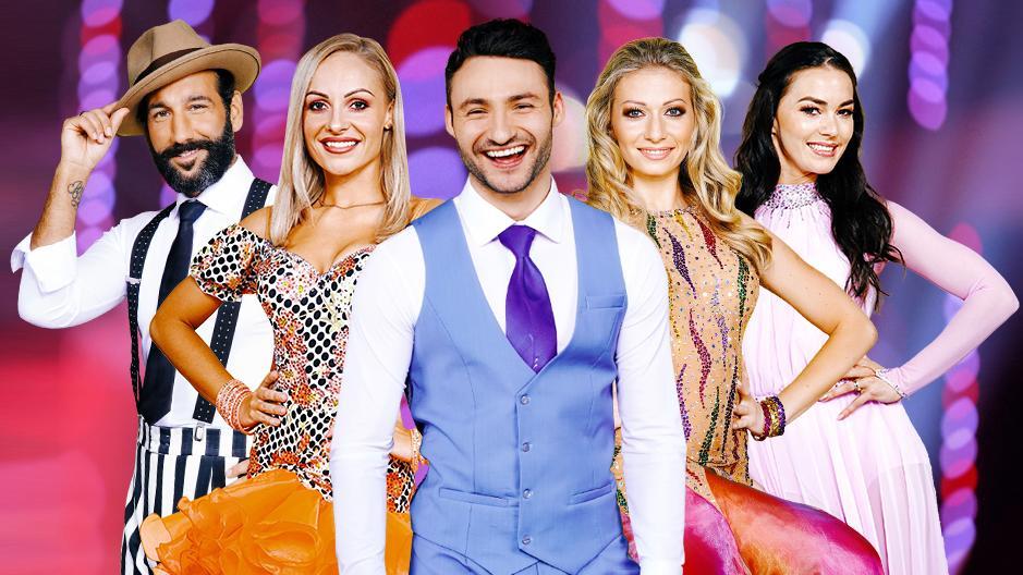 """Diese Profitänzer kehren in der zehnten Show von """"Let's Dance"""" 2019 wieder"""