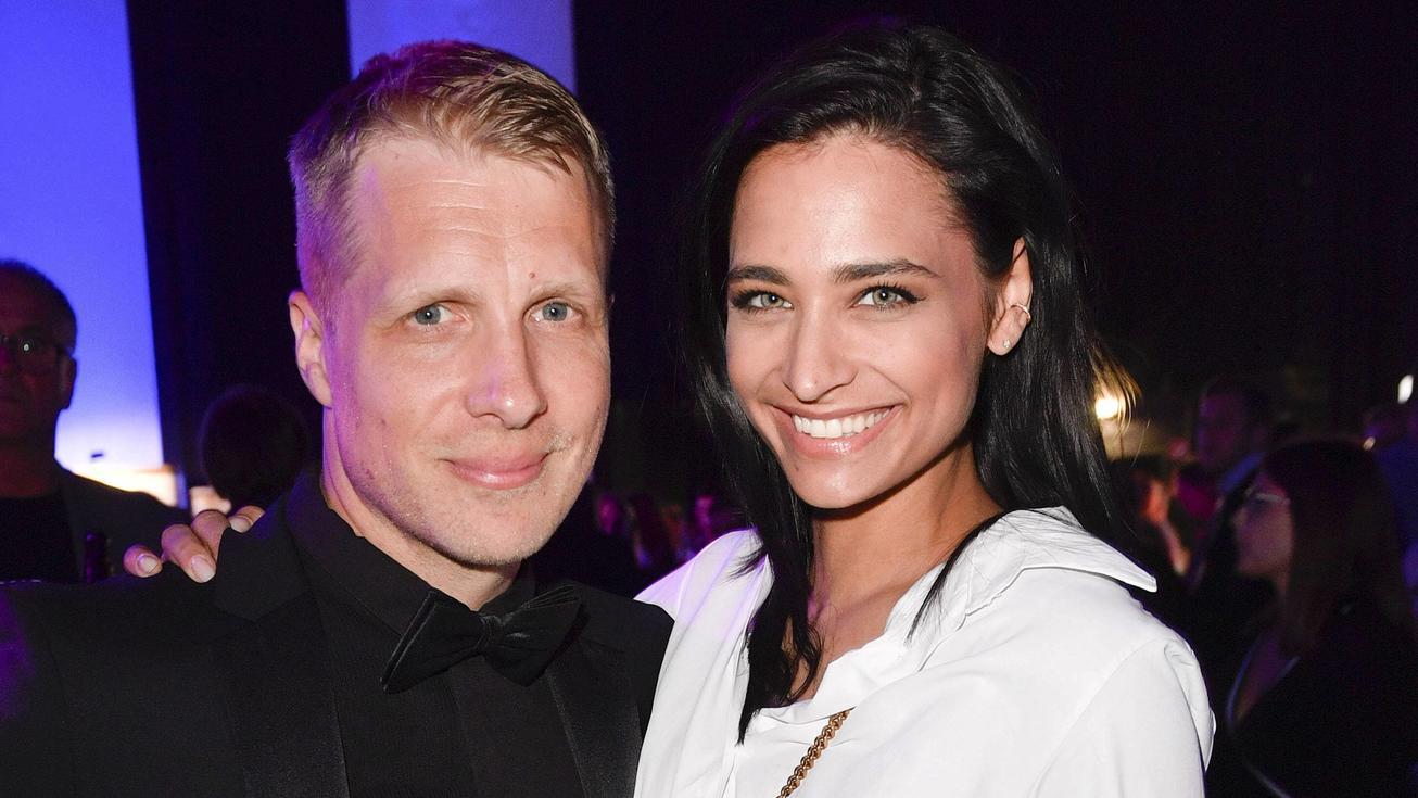 Oliver Pocher Und Amira Aly Aussehen Des Babys Durchkreuzt Namensplane