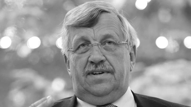 Der Todestag von Walter Lübcke jährt sich am 02. Juni zum zweiten Mal.