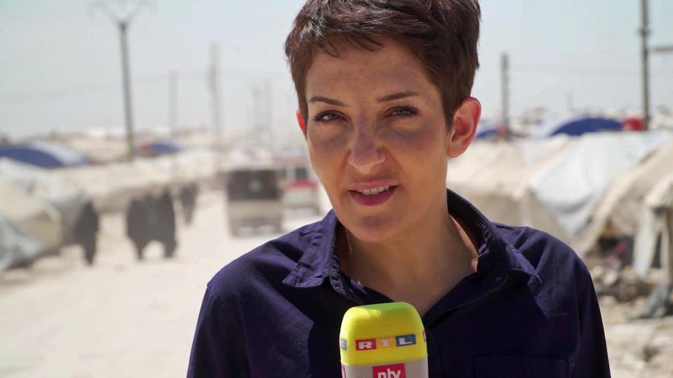 RTL-Reporterin Kavita Sharma