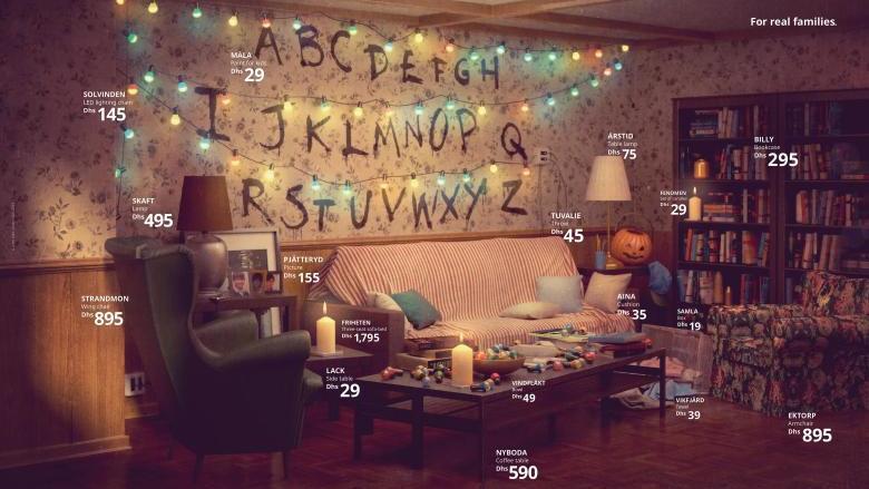 Stranger Things Zimmer