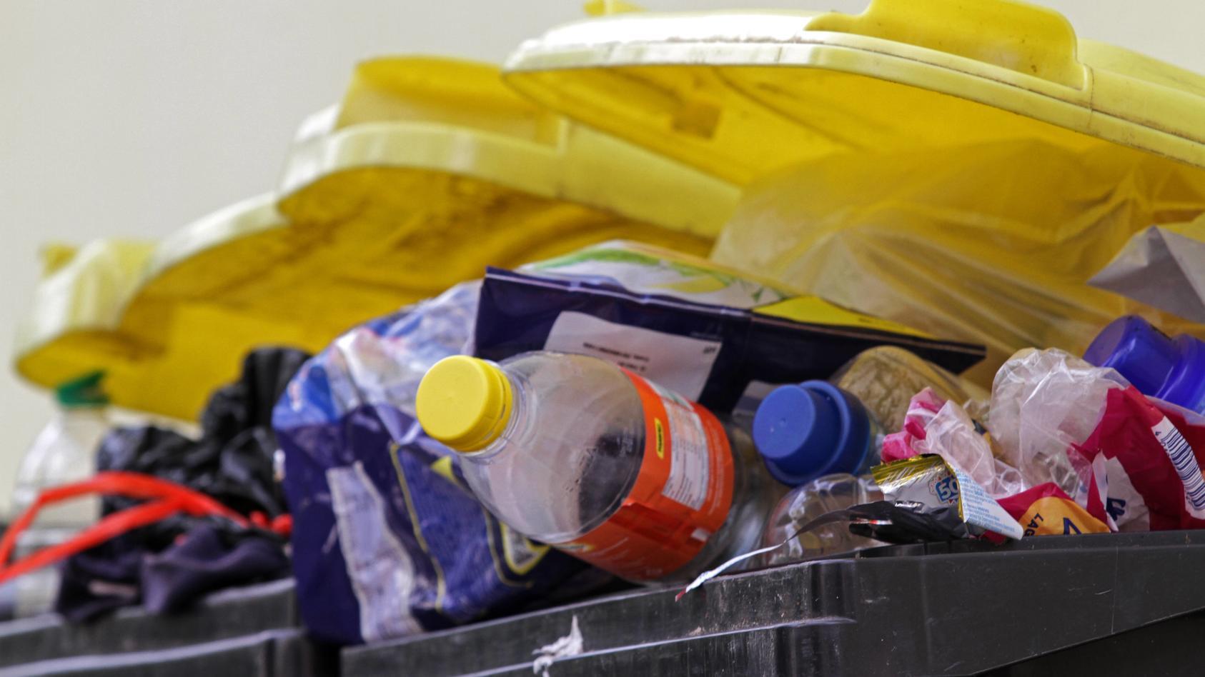 Deutschland steht auf Platz 4 der Plastikmüll-Produzenten in Europa