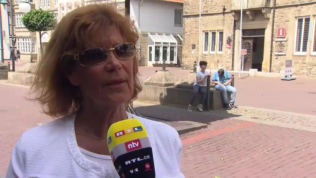 Einwohner von Stadthagen sind schockiert über den Vorfall.