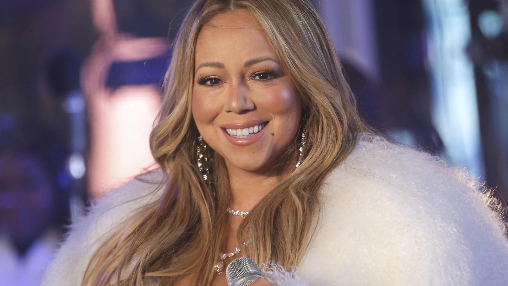 Mariah Carey kündigt Weihnachtstour an