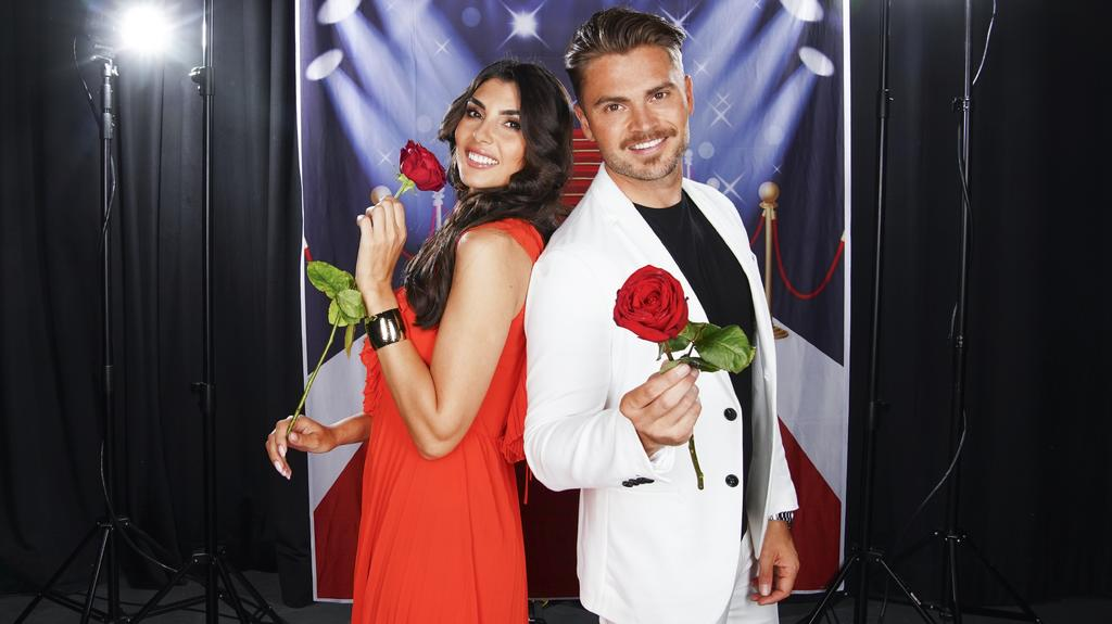 """Bachelor in Paradise""-Reality Stars Johannes Haller (31) und Yeliz Koc (25)."
