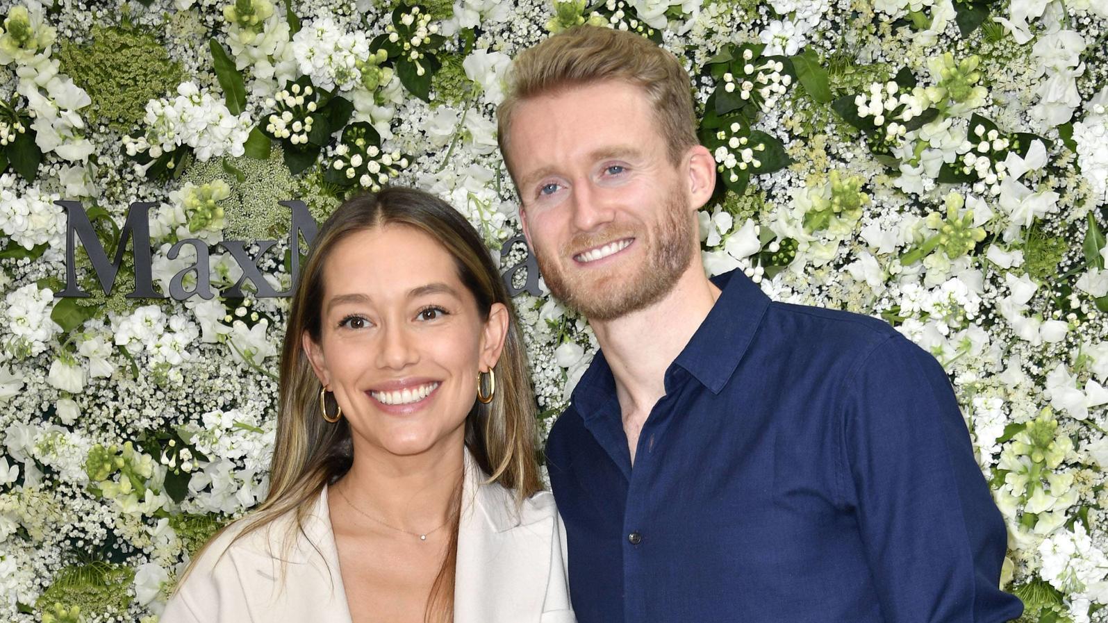 Anna und André Schürrle sind jetzt stolze Zweifach-Eltern