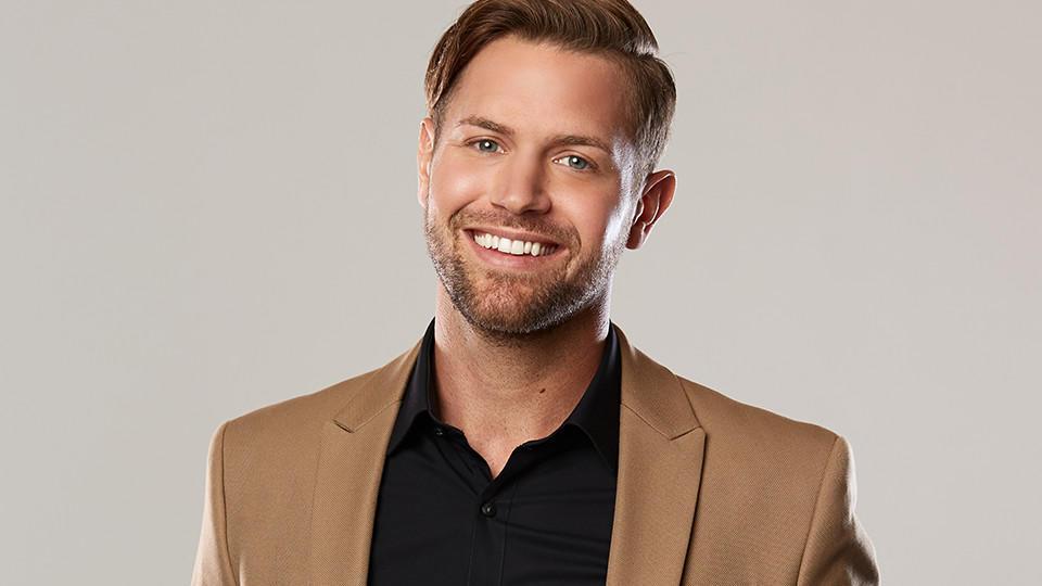 """Florian Hausdorfer ist 24 Jahre alt und Kandidat bei """"Die Bachelorette 2019"""". Er ist ein ehrgeiziger Typ."""