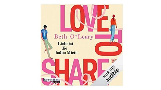 """Hörbuch """"Love to share"""""""