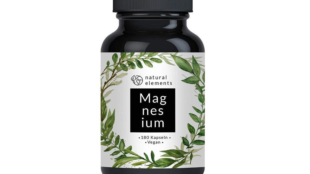 """Magnesium-Citrat von """"natural elements"""""""