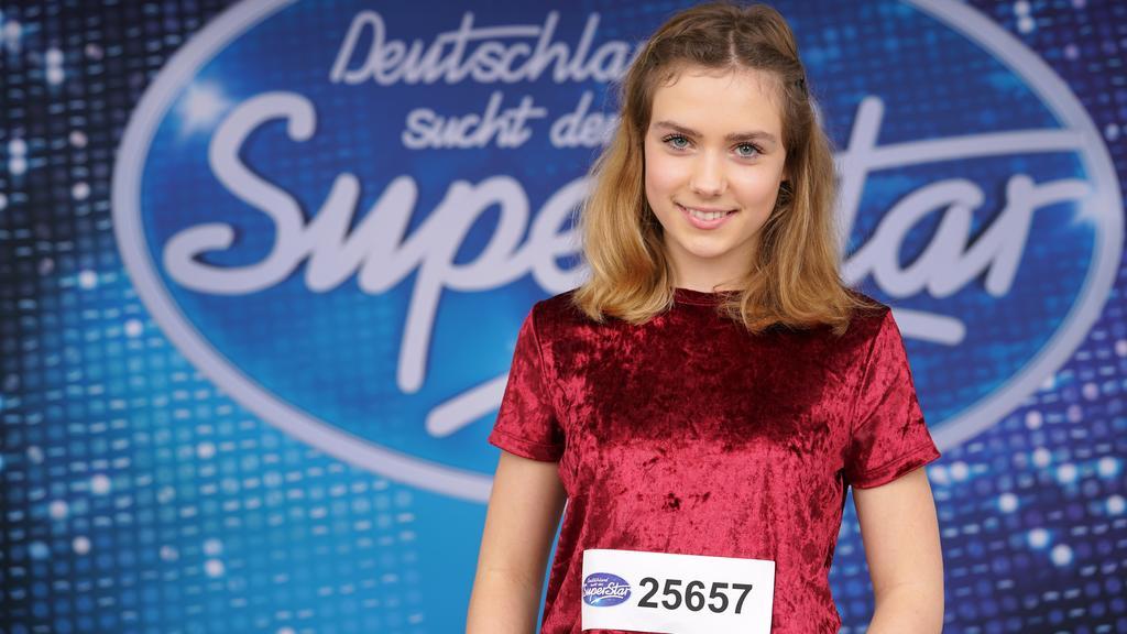 Marie Wegener aus Duisburg ist im Recall.