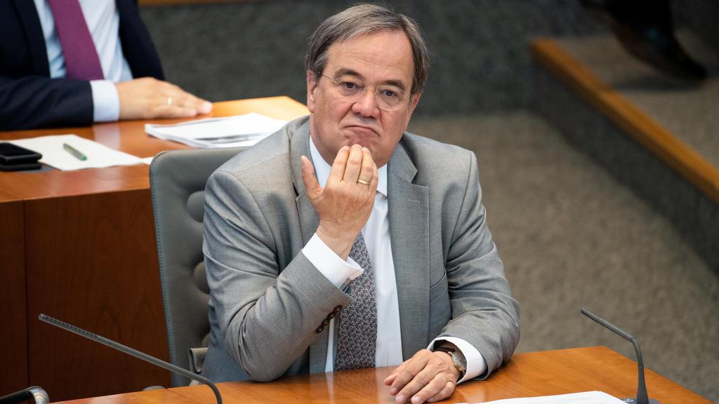 Armin Laschet Ministerpräsident von Nordrhein-Westfalen