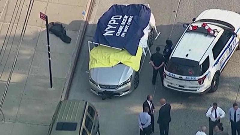Zwillinge sterben in überhitztem Auto in New York
