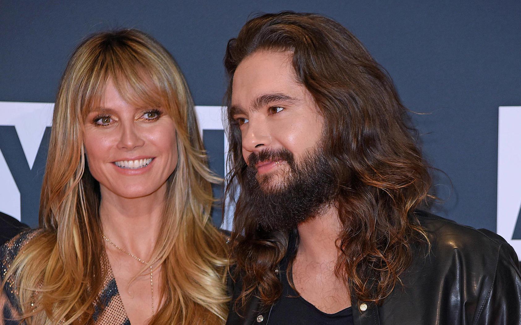 Heidi Klum und Tom Kaulitz freuen sich auf ihren großen Tag