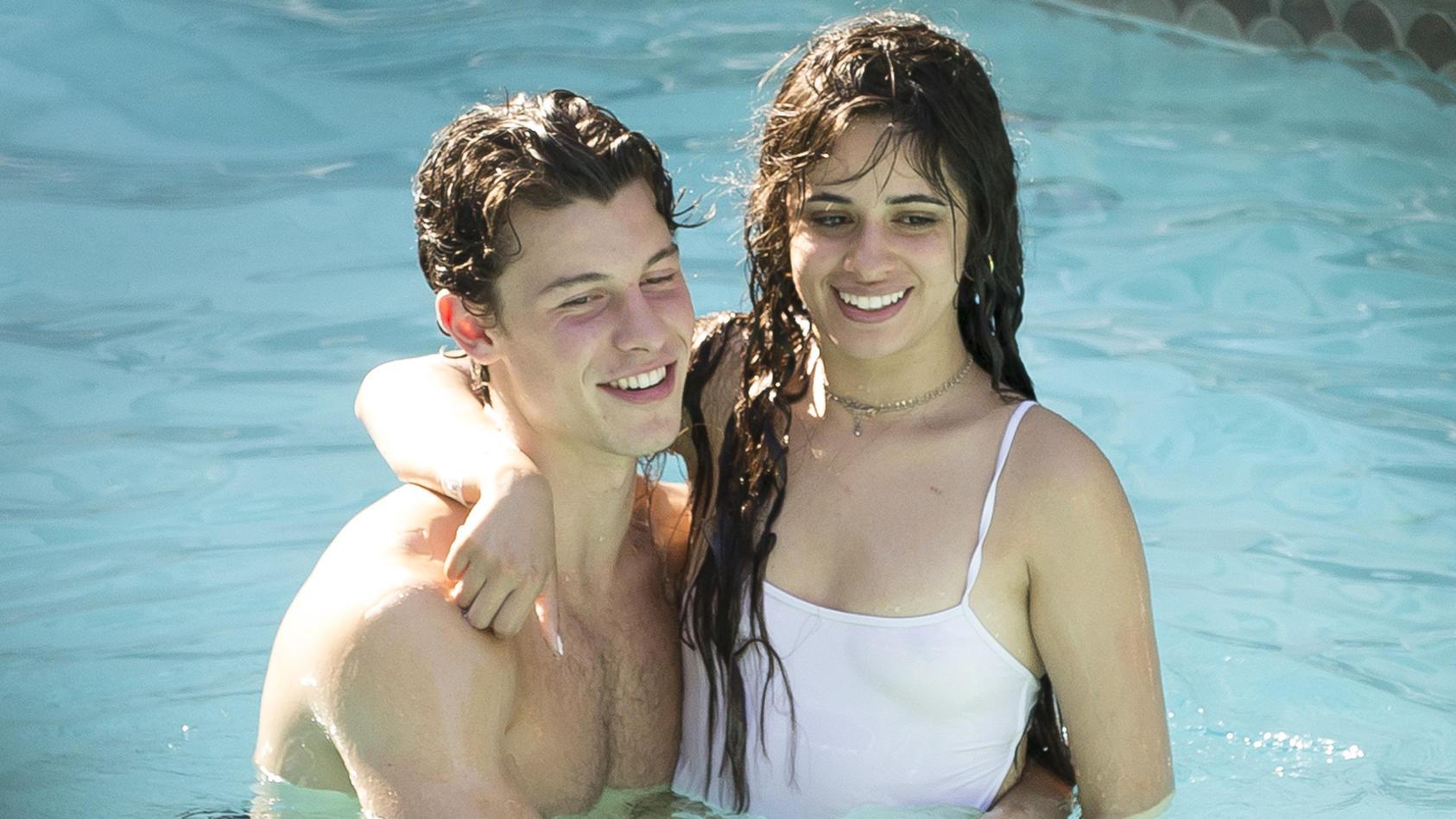 Shawn Mendes und Camila Cabello sind ein Paar.