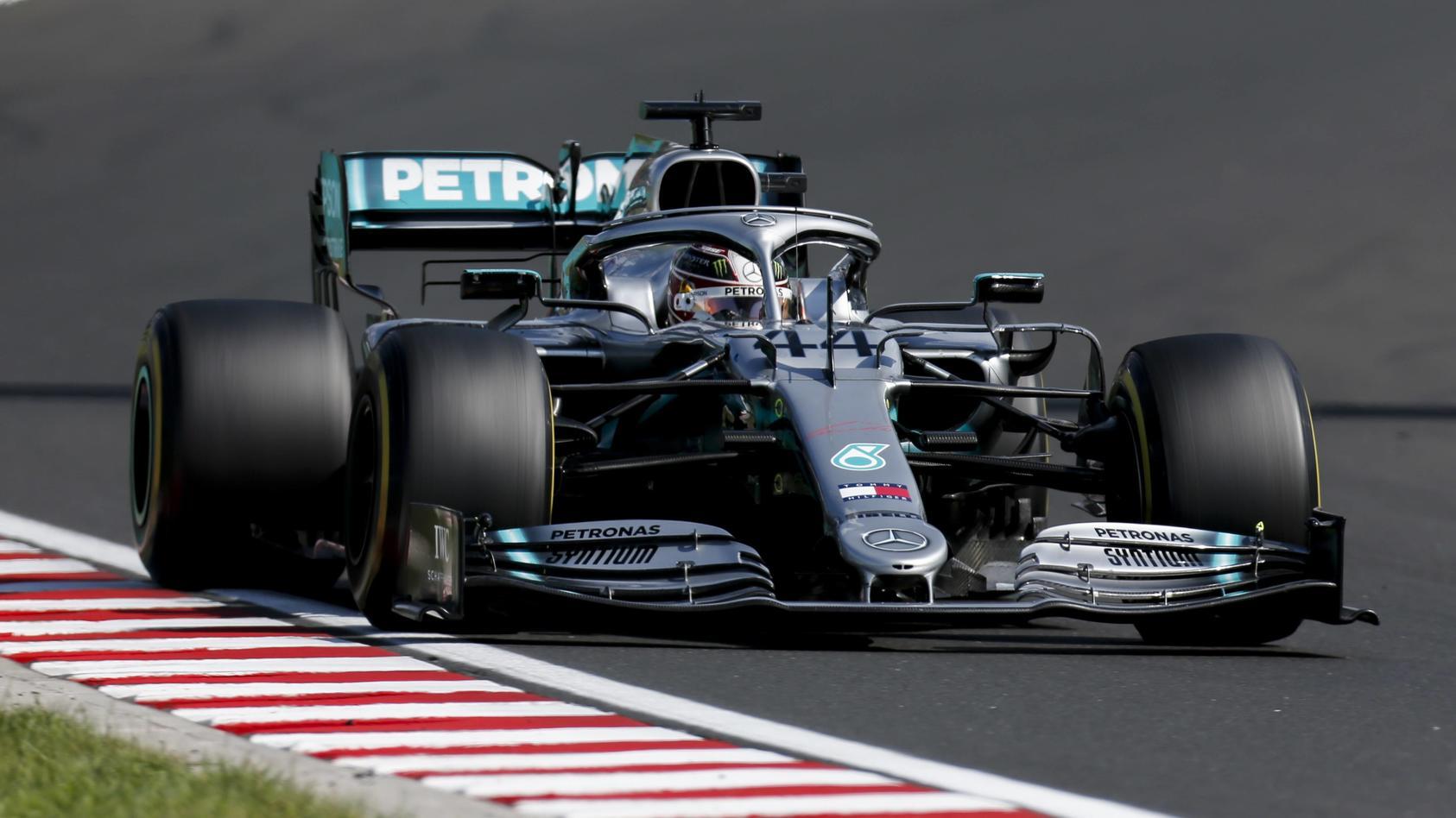 Formel 1 Rennen Ungarn GP in Budapest live im TV oder online im Live-Ticker sehen