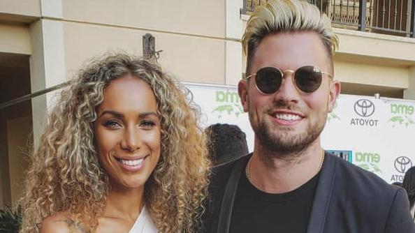 Leona Lewis und ihr langjähriger Partner Dennis Jauch gaben sich Ende Juli in Italien das Jawort.