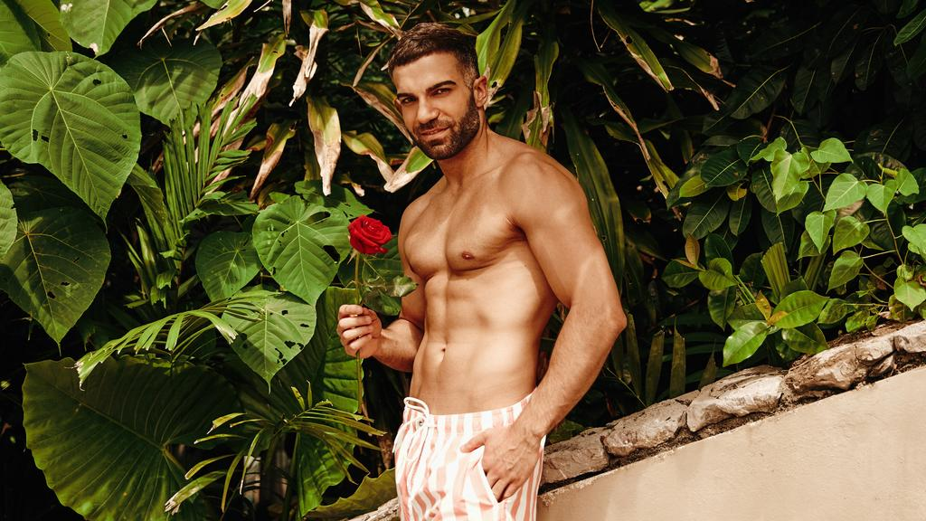 """Rafi ist Kandidat bei """"Bachelor in Paradise"""" 2019."""