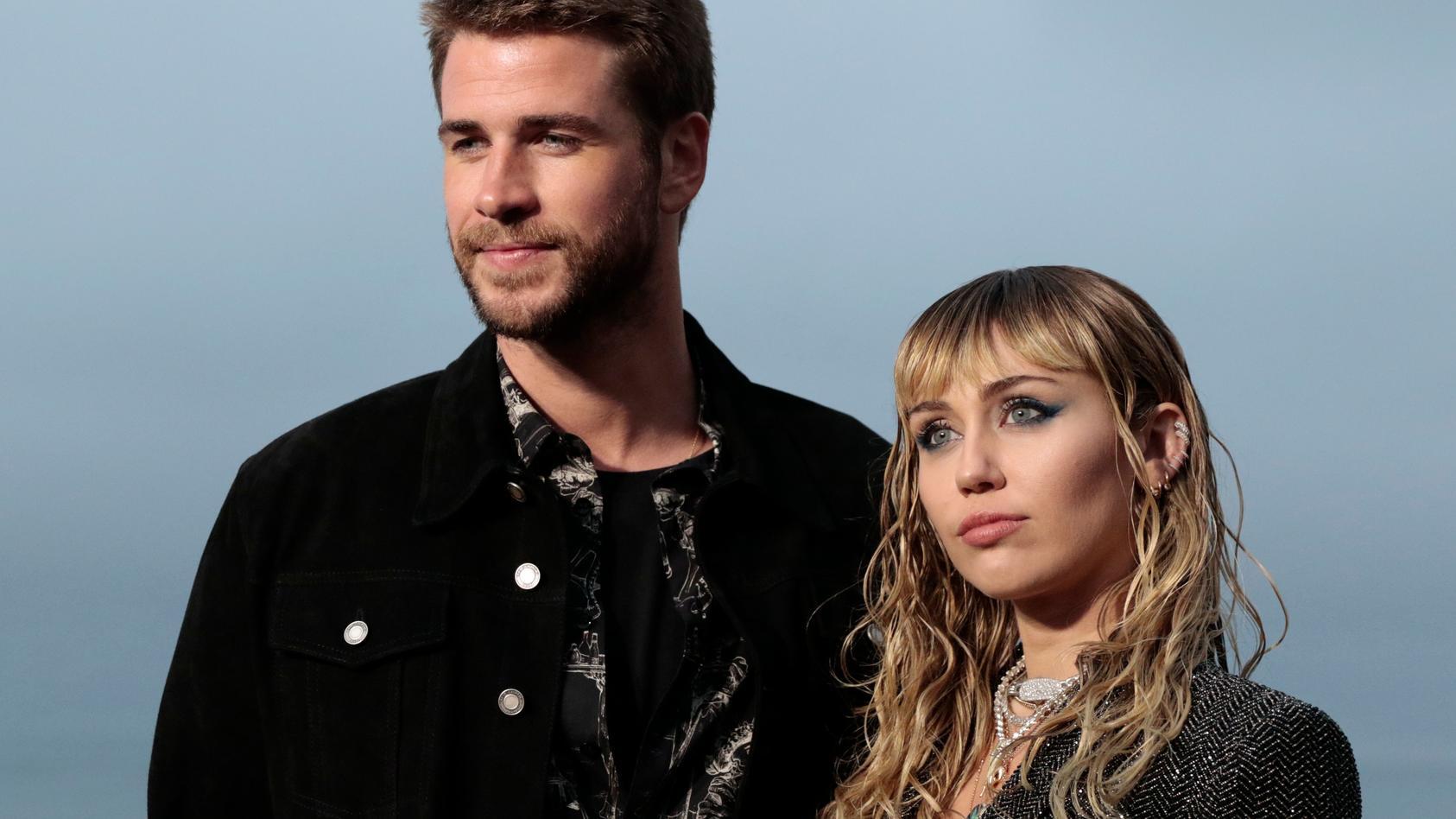 Liam Hemsworth und Miley Cyrus haben sich getrennt