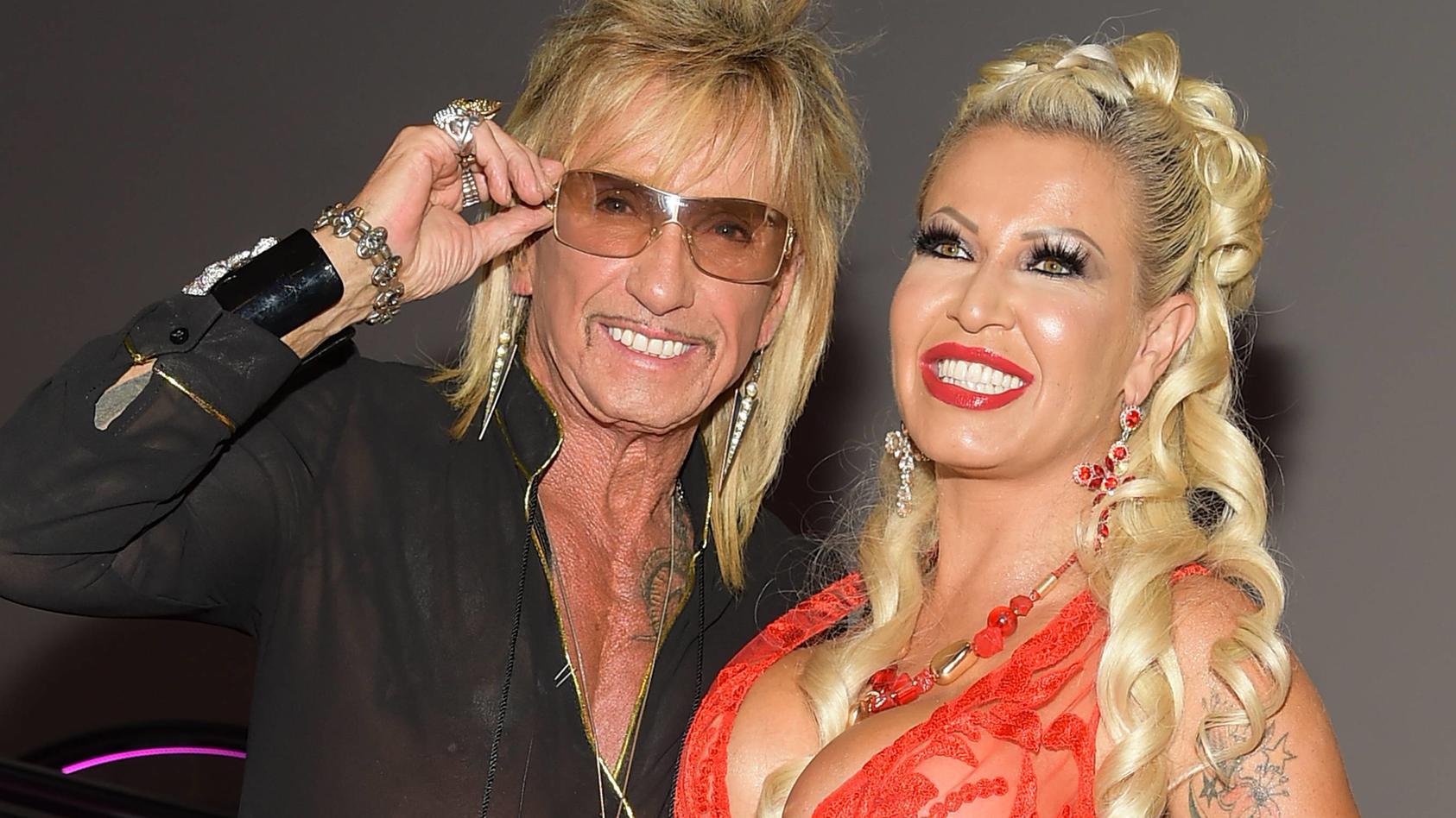 Bert Wollersheim mit Ehefrau Ginger Costello leben zurzeit auf Gran Canaria