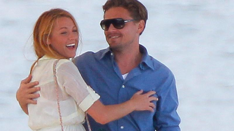 Blake Lively datete Leonardo DiCaprio bevor sie Ryan Reynolds heiratete.