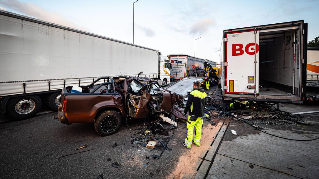 TV Star Ingo Kantorek und seine Ehefrau Suzana sterben bei Horror-Crash auf Autobahn 8