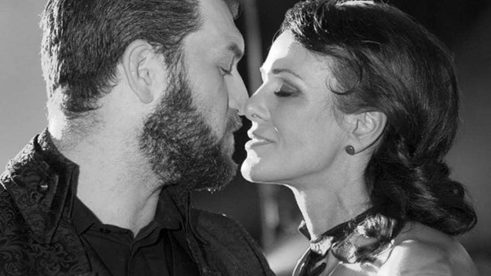 Mit diesem Foto zollt Jana Verweyen der Liebe von Ingo und Suzana Kantorek Tribut.