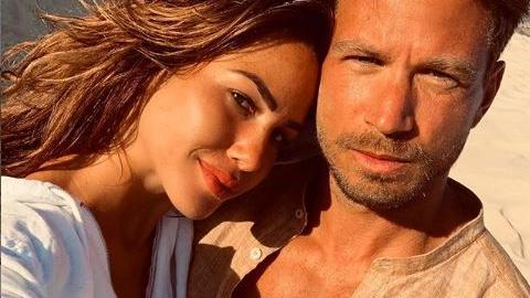 Angelina Heger und Sebastian Pannek könnten nicht glücklicher sein: Die beiden erwarten ein Baby!