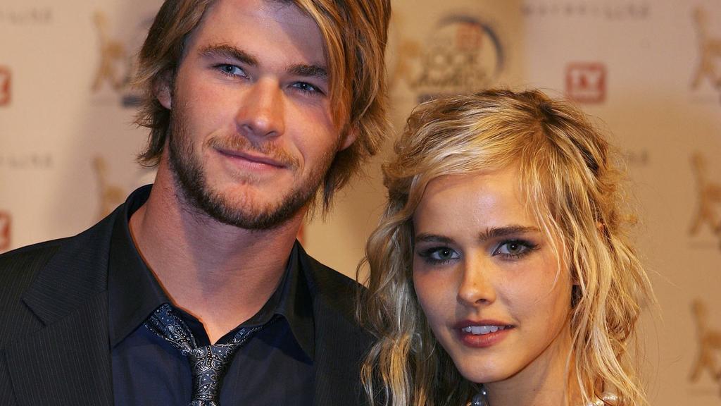 Chris Hemsworth und isabel Lucas waren von 2005 bis 2008 ein Paar.