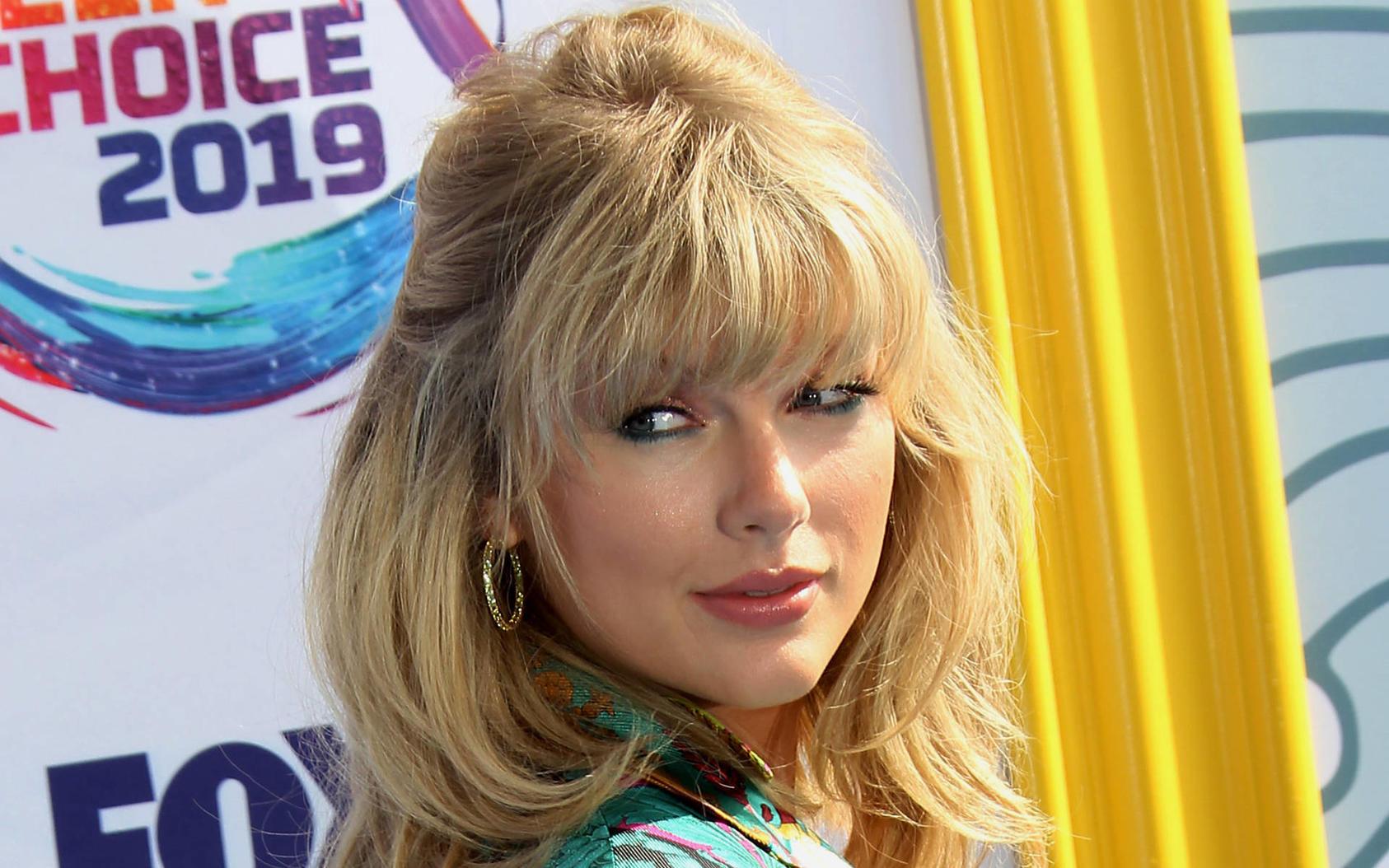 Taylor Swift machte gemeinsame Sache mit Stella McCartney