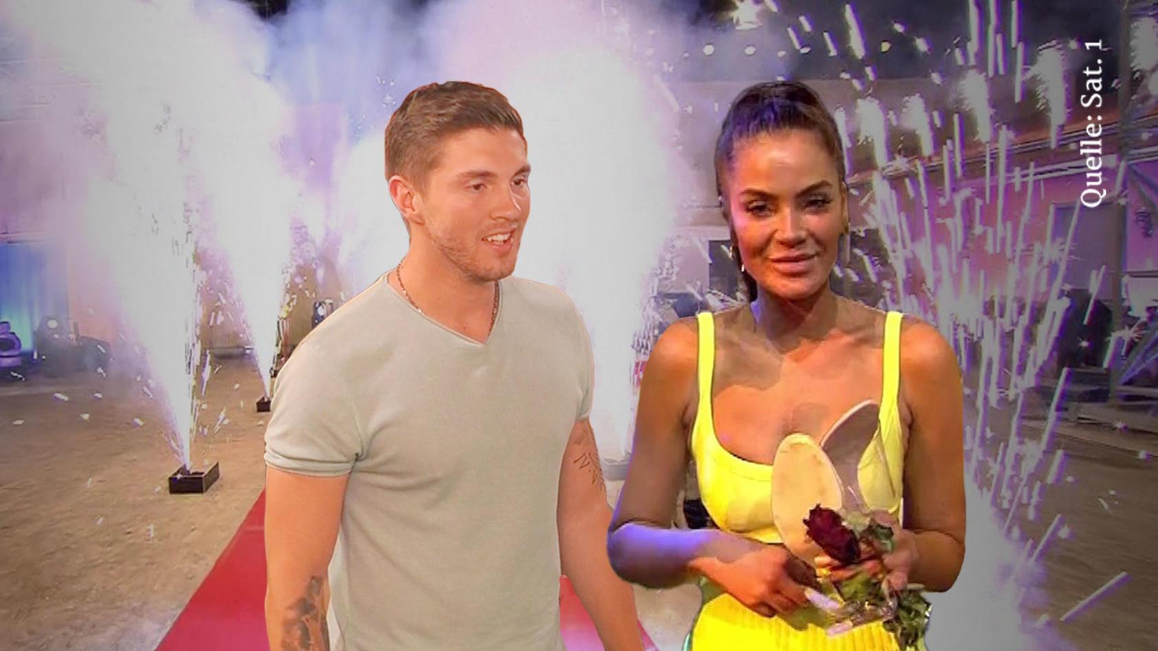 """""""Promi Big Brother"""" 2019: Die Gewinnerin heißt Janine Pink"""