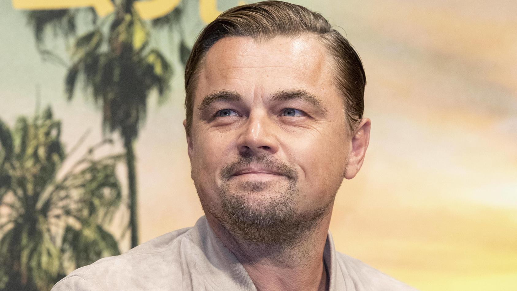 Leonardo DiCaprio ist seit drei Jahren in einer glücklichen Beziehung.