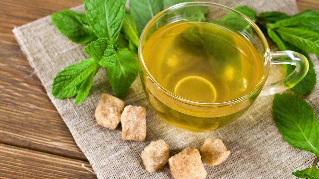 Grüner Tee ist ein perfekter Wachmacher