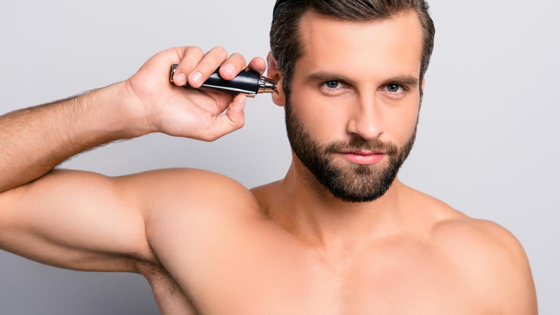 Testosteron Haare