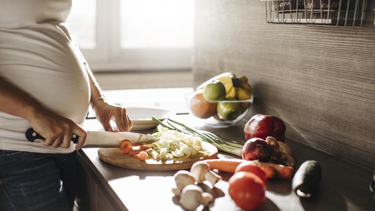 Hat vegane Ernährung in der Schwangerschaft Einfluss auf die Gehirnentwicklung eines Kindes?
