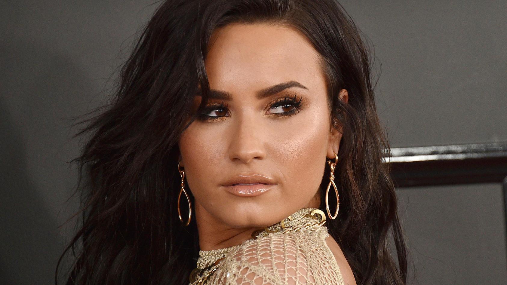 Demi Lovato ist heute mit ihrem Körper im Reinen.