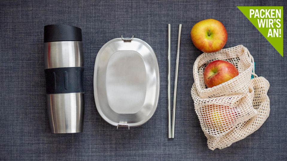 Zu Plastikprodukten im Haushalt gibt es mittlerweile tolle Alternativen.