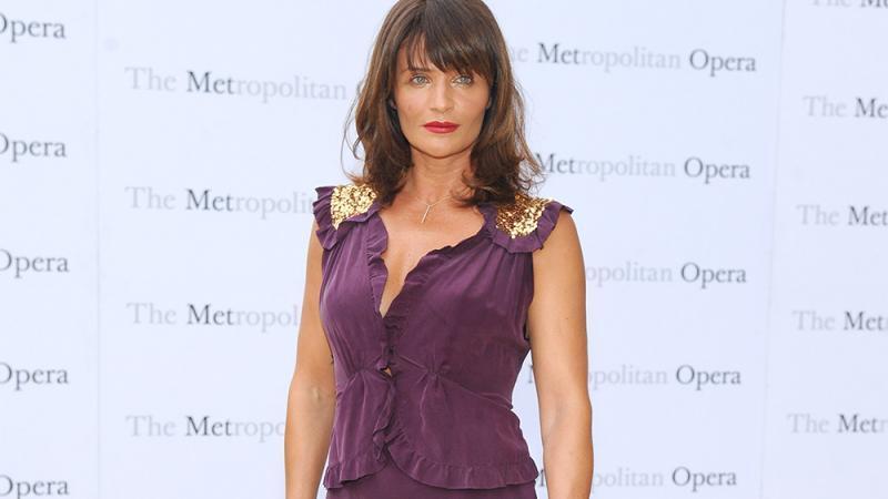 Helena Christensen sieht auch mit 51 immer noch super aus.